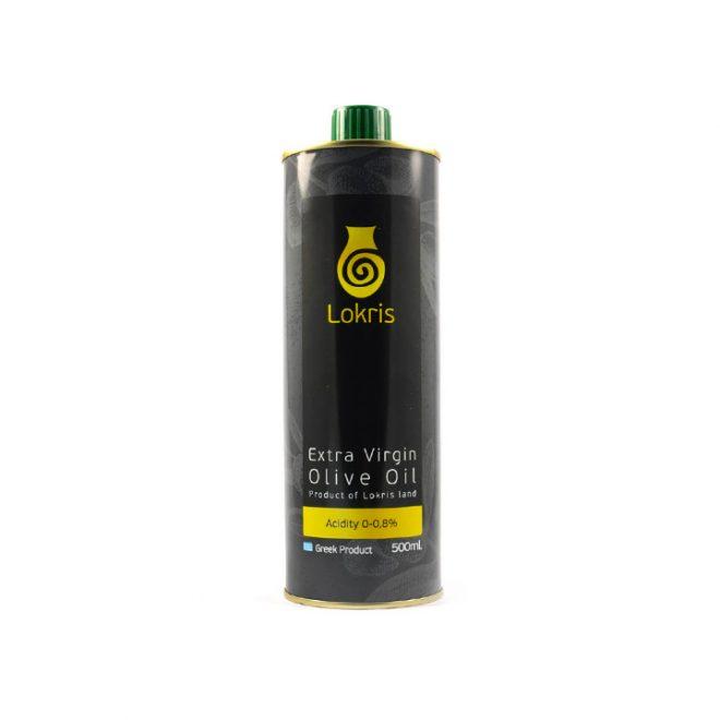 Griekse extra vergine olijfolie 500 ml van Lokris