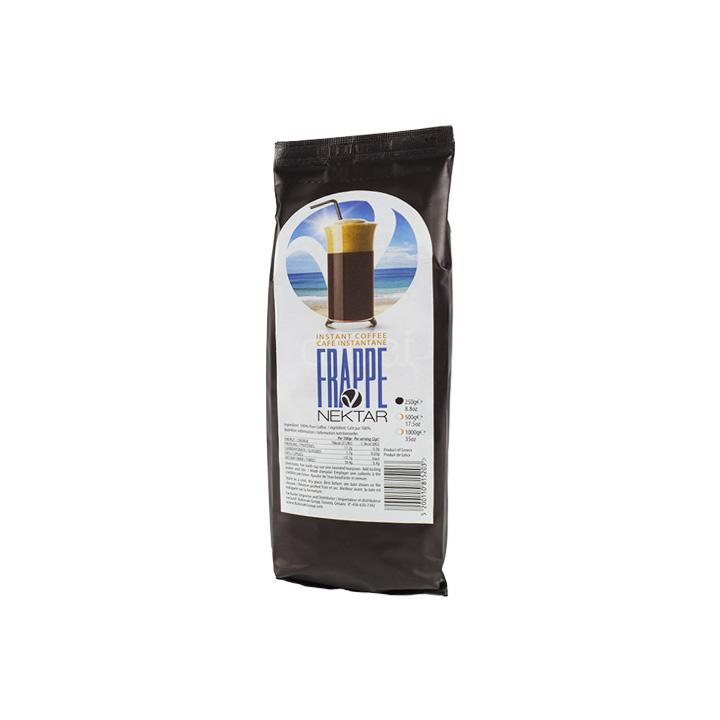 Griekse frappe koffie van Nektar