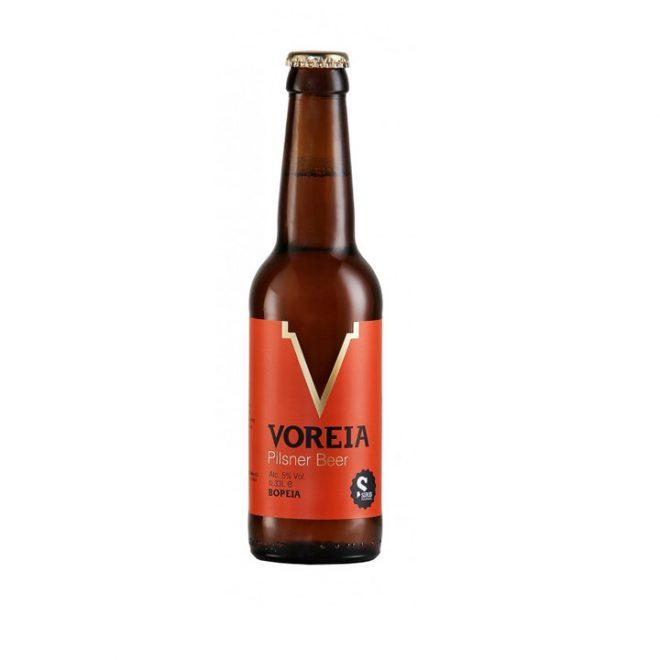 Voreia pilsner Grieks bier