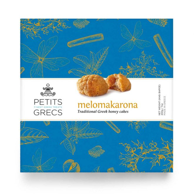 Traditionele Griekse melomakarona