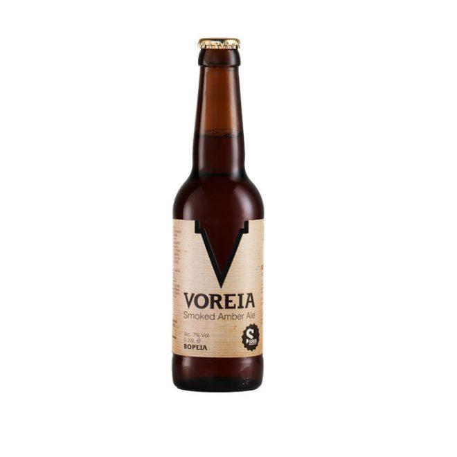 Grieks speciaalbier: Voreia Smoked Amber Ale