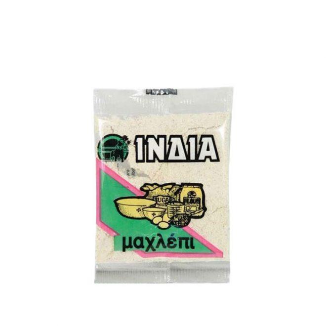 Gemalen Griekse mahleb, mahlepi poeder van India 10 gram