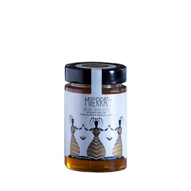 Heerlijke Kretenzer honing 250 gram van MiTerra