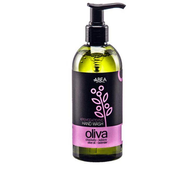 Oliva olijfzeep met lavendel