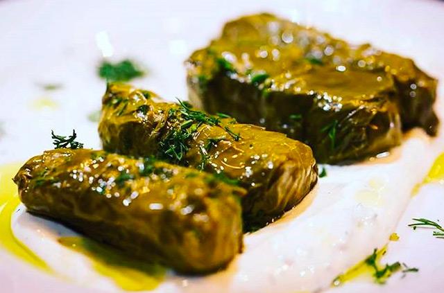 Hartige en zoute delicatessen uit Griekenland