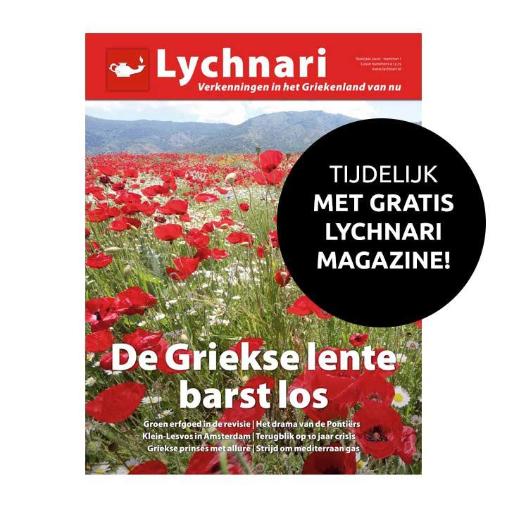 Gratis Lychnari magazine