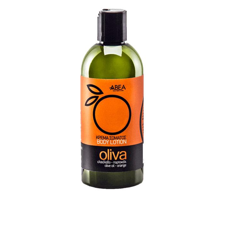 Oliva bodylotion van olijfolie en sinaasappel