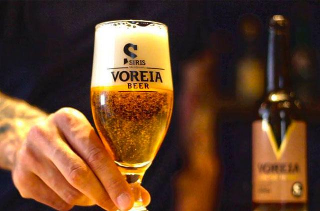 Speciaalbier uit Griekenland: Voreia uit Thessaloniki