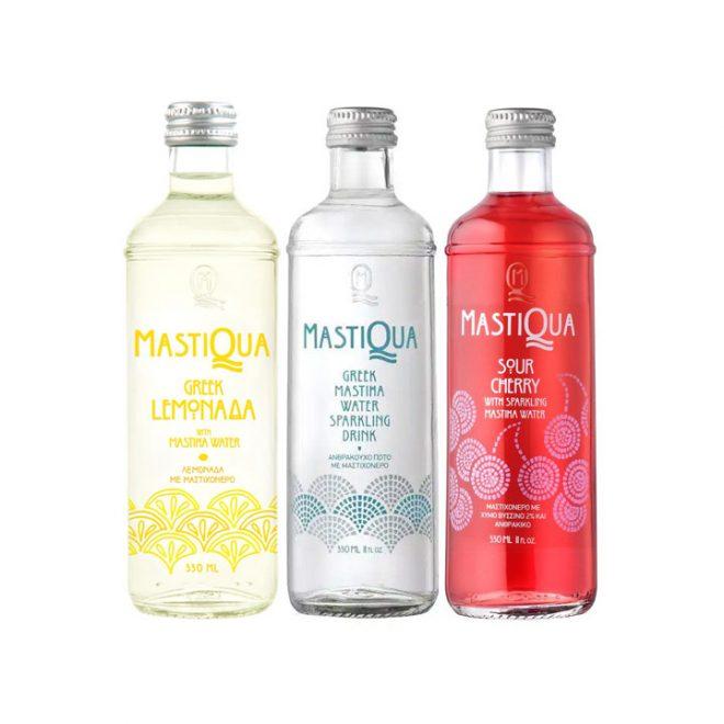 MastiQua in 3 variaties
